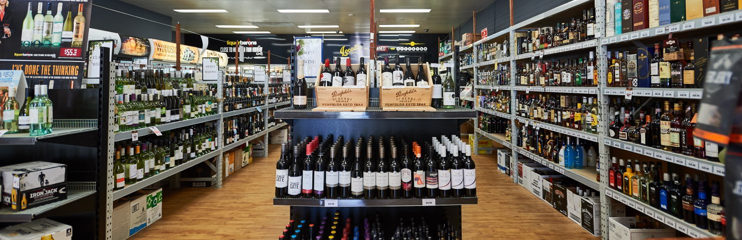 A WIDE RANGE OF WINES AVAILABLE